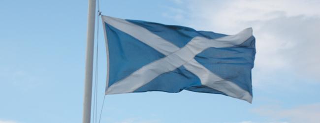 Scottish Saltire, WL Tarbert