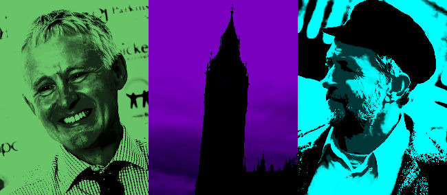 Alternative Sources: Norman Lamb, Jeremy Corbyn and Westminster