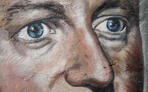 David Cameron portrait, July 2010 via Thierry Ehrmann