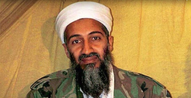 Osama bin Laden via Conservative party