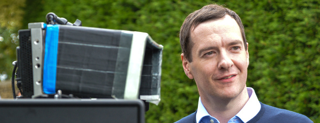 George Osborne, South Wraxall, August 2015 by Gareth Milner