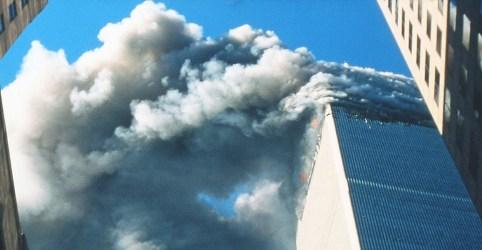 World Trade Center, September 2001 by Bill Biggart