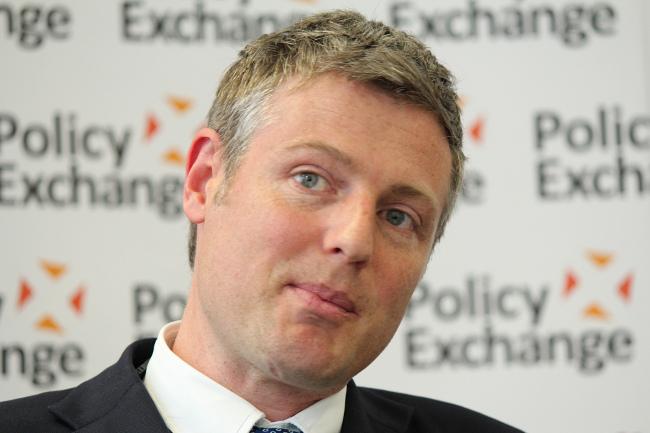 Zac Goldsmith, June 2013 by Policy Exchange