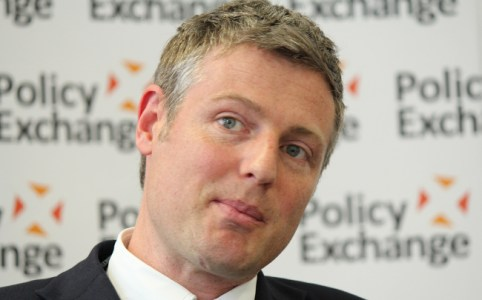 Zac Goldsmith, June 2013 by Policy Exchange