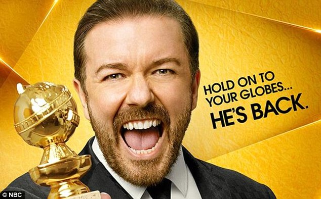 Golden Globes 2016 via NBC
