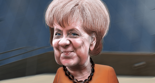 Angela Merkel, March 2014 by DonkeyHotey