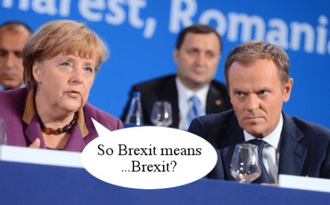 Right Dishonourable 76 Tusk Brexit Means Brexit