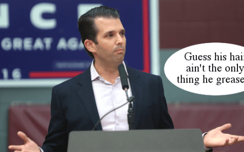 Trump Jr White House Russia