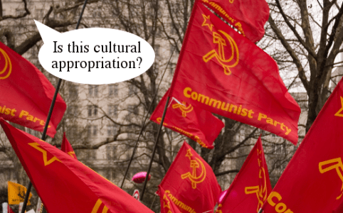RD114 communist cultural appropriation