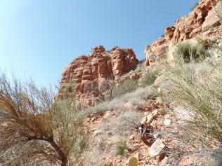"Sandstone ""castle"", Bell Trail"