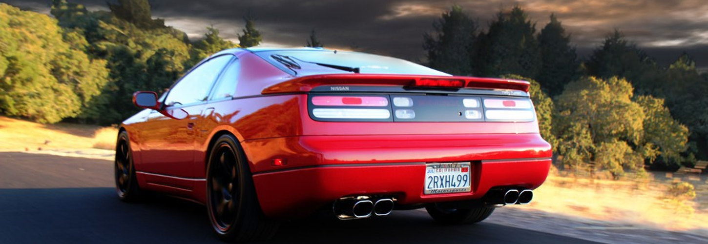 red 300zx