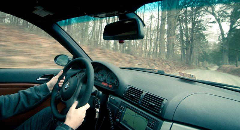 E46 M3 Driving POV