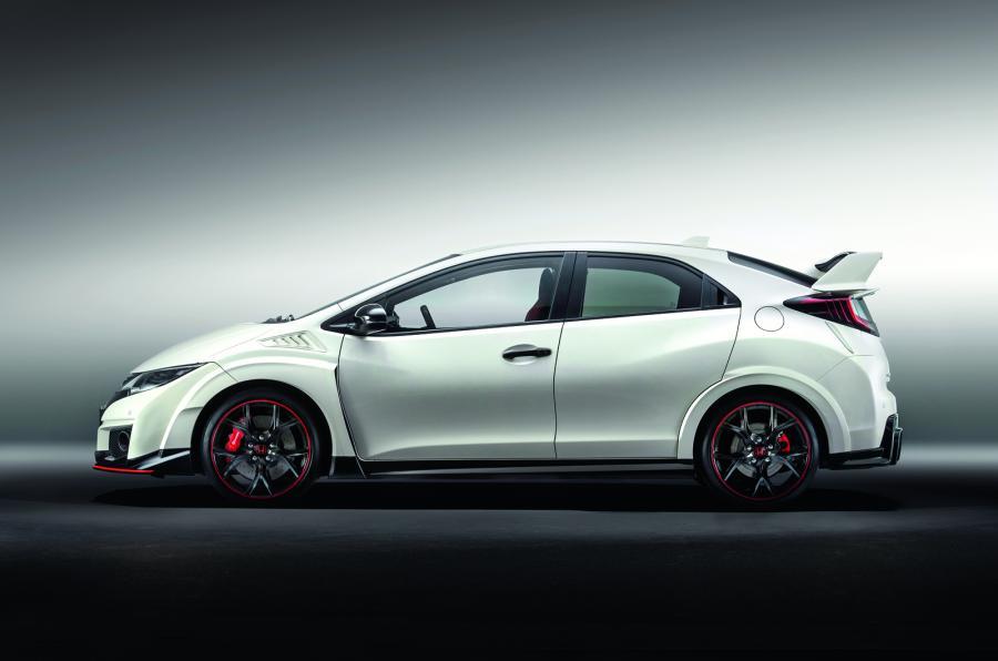 2016 Honda Civic Type R Side Profile