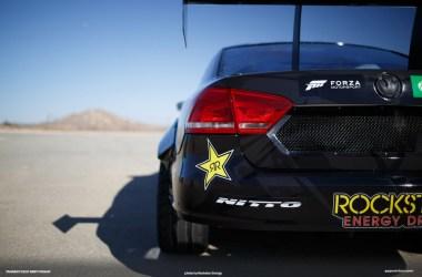 Tanner Foust V7 Formula Drift Passat
