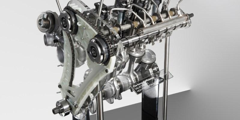 BMW N20 N26 Engine Stripped