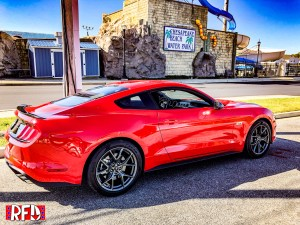2020 Ford Mustang EcoBoost 2.3 High Performance