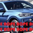 TeamClearCoat doesn't like the BMW X6M