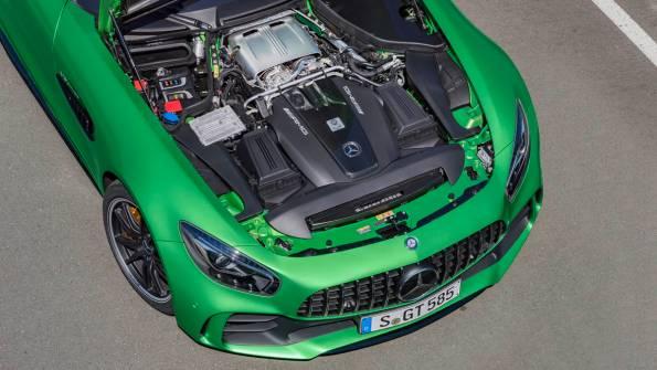 AMG GT-R engine