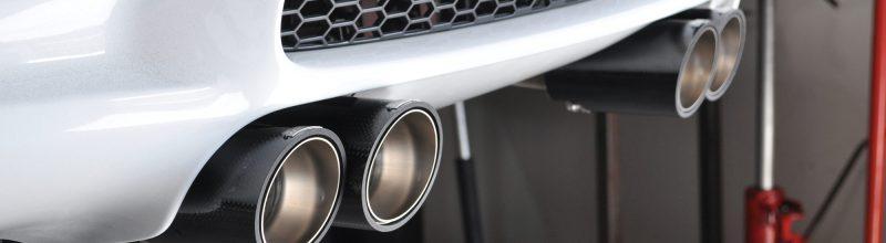 E92 M3 Exhaust Tips