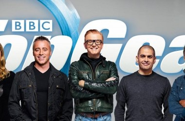 New Top Gear Cast