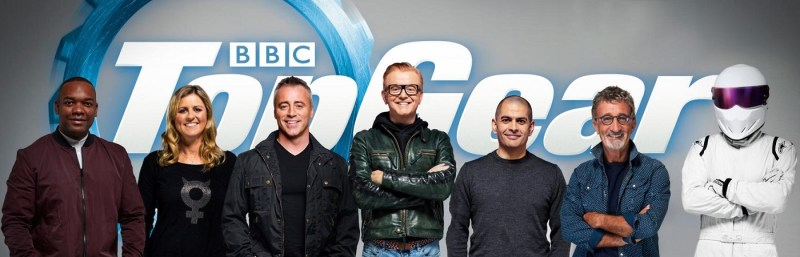 New Top Gear Cast