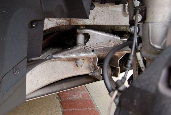 E92 M3 Aluminum Front Subframe