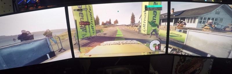 Eleetus Driving Simulator
