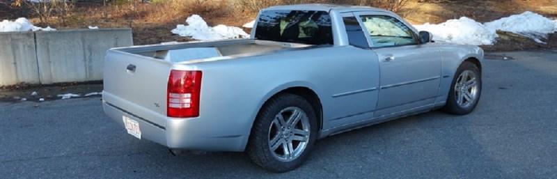 Smyth Performance Dodge Charger Ute