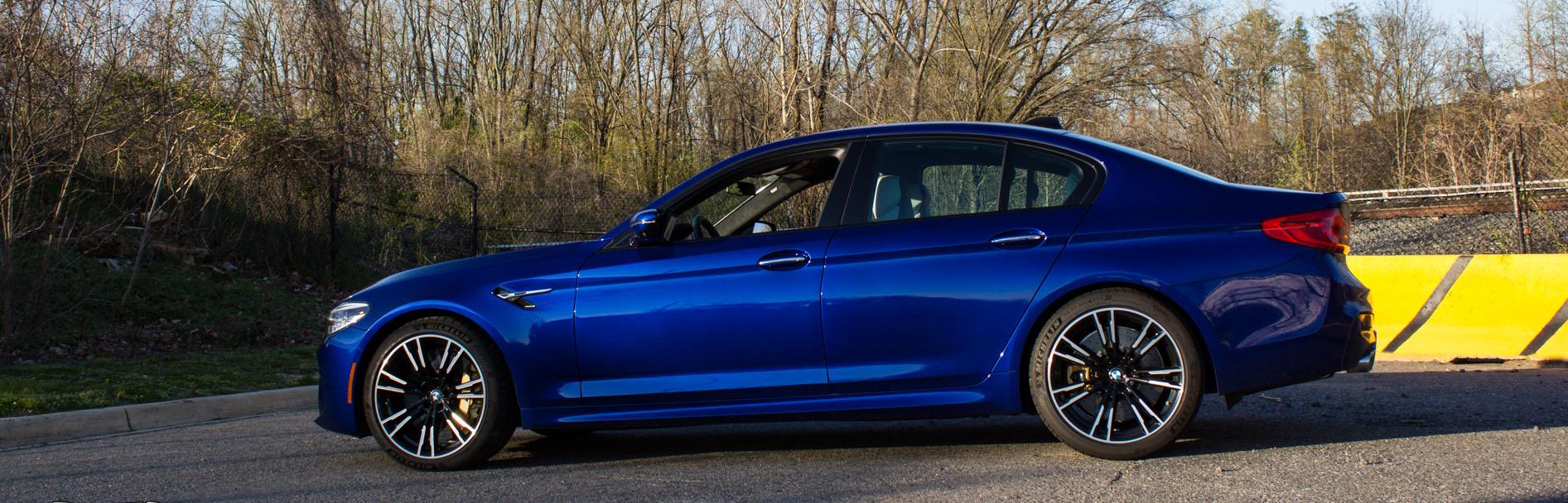 2018 F90 BMW M5