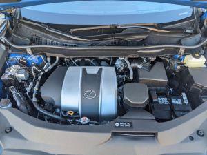 RX 350 F Sport Engine