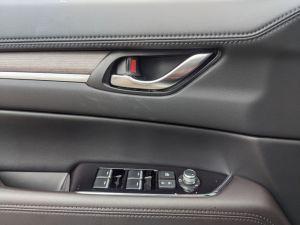 2021 Mazda CX-5 Signature driver door panel