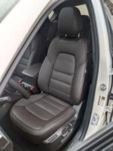 2021 Mazda CX-5 Signature Driver's Seat