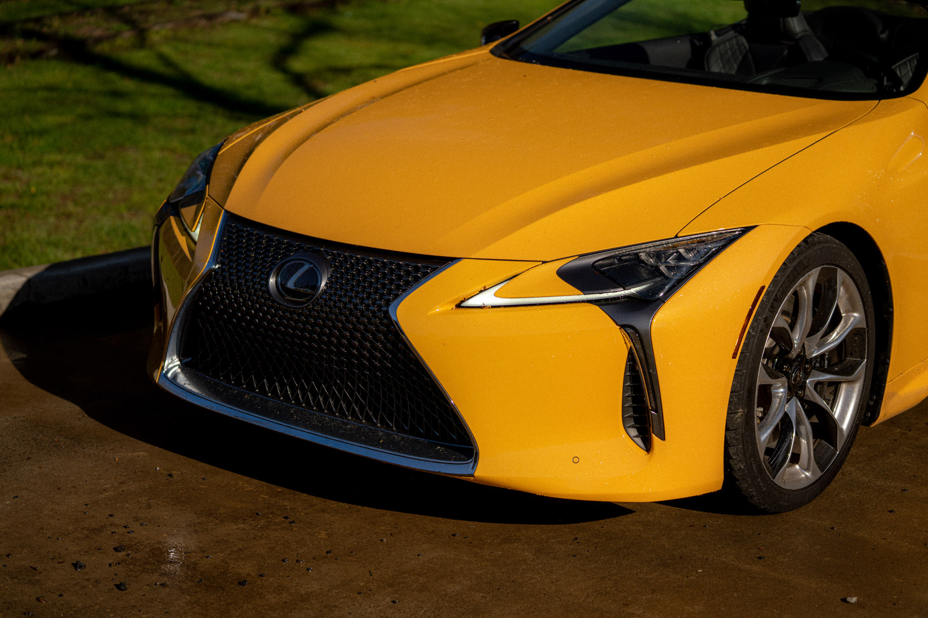 2020 Lexus LC500 Convertible