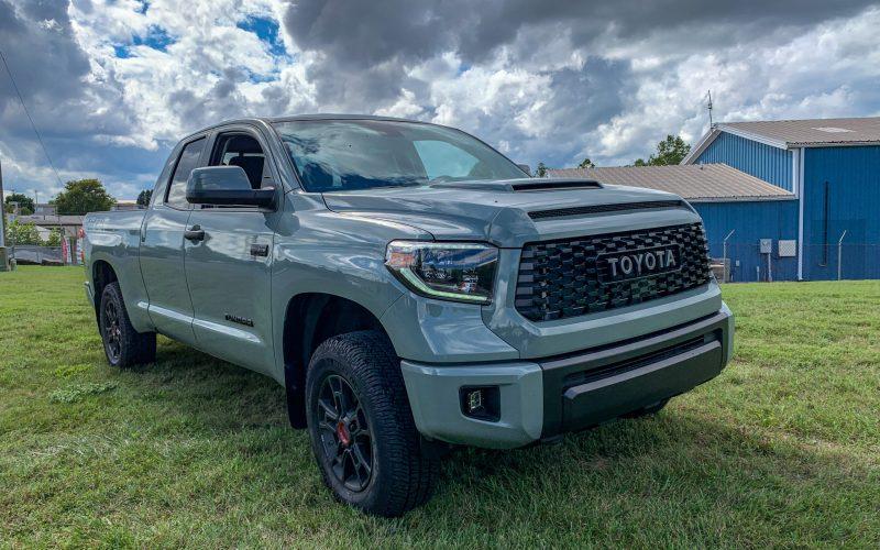 2021 Toyota Tundra TRD Pro CrewMax