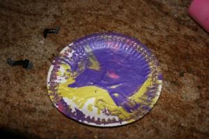 salad spinner paint