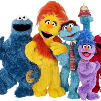 Furchester Hotel - The Sesame Street Gang Come to CBeebies