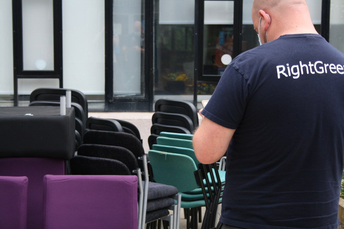 Inventory Check @ University of Leeds | RightGreen Removals & Relocations