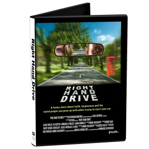 """Right Hand Drive"" DVD"