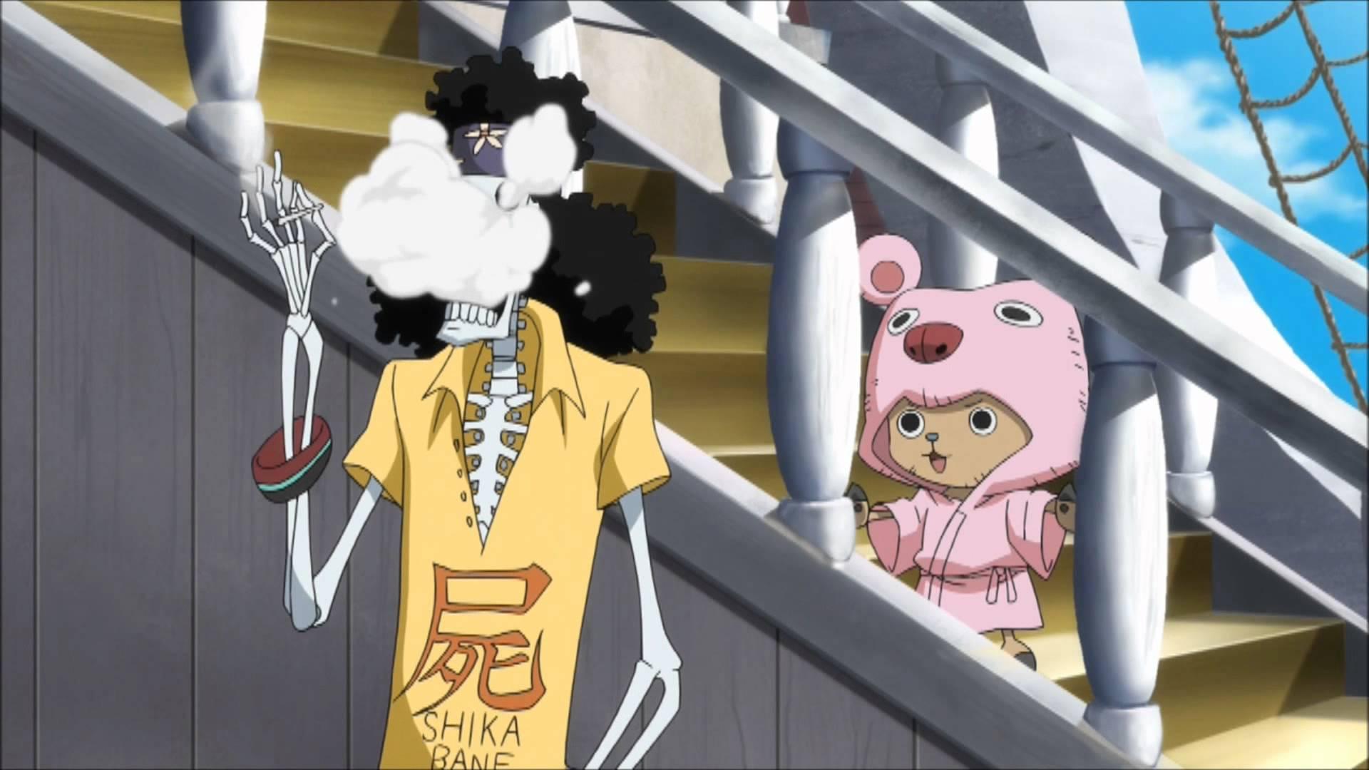 Drug Use in Anime