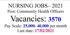 NHM Madhya pradesh GNM BSc Nursing jobs