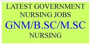 Latest Nursing Vacancies
