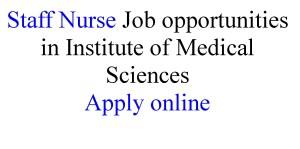 Bsc nursing job opportunities in India
