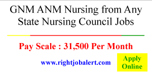 Nursing from Any State Nursing Council Jobs- 31500 Salary