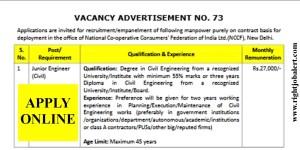 BECIL 27000 Salary Civil Engineering Jobs