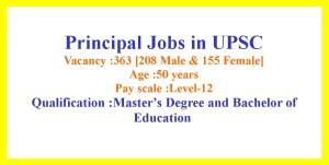 MA MCom MSc with BEd Jobs -363 Vacancies