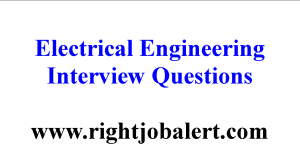 18 Common Electrical Engineering Interview Questions