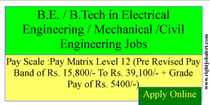 84 Civil Electrical and Mechanical Engineering Jobs Vacancies