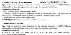Nursing Officer Jobs in Uttar Pradesh 4/21