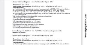 Software Engineer Jobs- 40K Salary