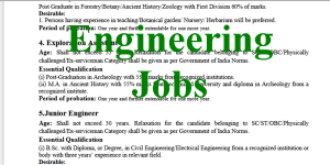 Civil and Electrical Engineering Jobs- Level 6 Pay